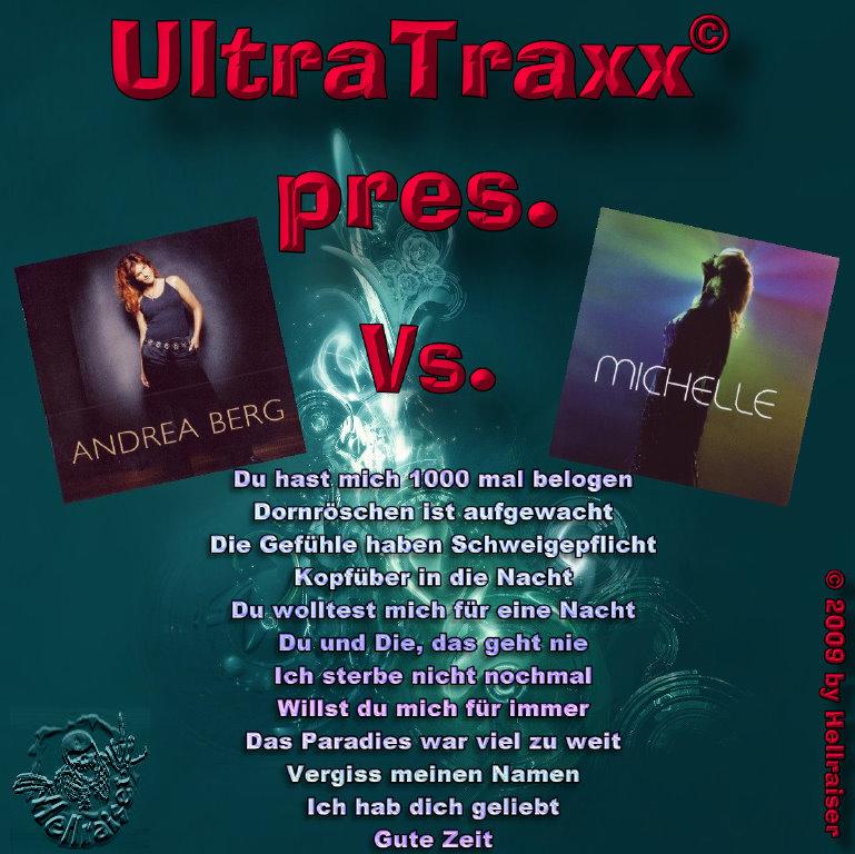 : UltraTraxx pres. Andrea Berg & Michelle - The UltraTraxx Remixe