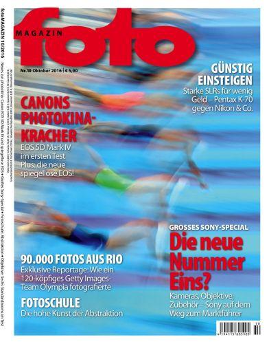 : Foto Magazin Oktober No 10 2016