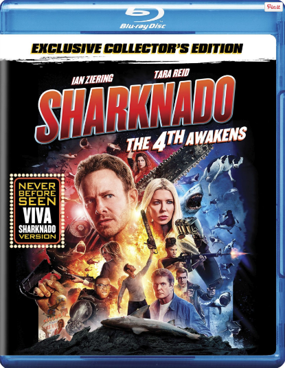 Sharknado - The 4th Awakens (2016) 3D H-SBS 1080p DTS ENG AC3 ITA ENG SUBS by BINNU