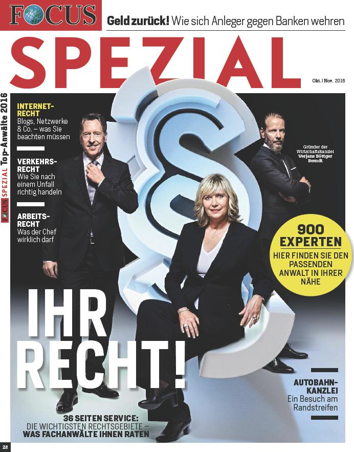 Focus Spezial No. 28 - Oktober - November 2016