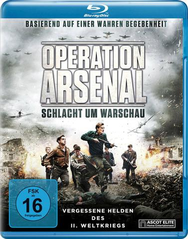 : Operation Arsenal 2014 German dl 1080p BluRay x264 encounters