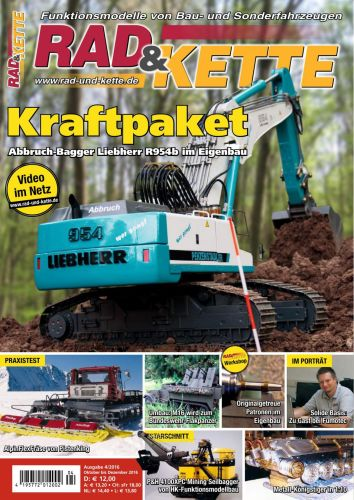 : Rad & Kette Magazin Oktober-Dezember No 04 2016