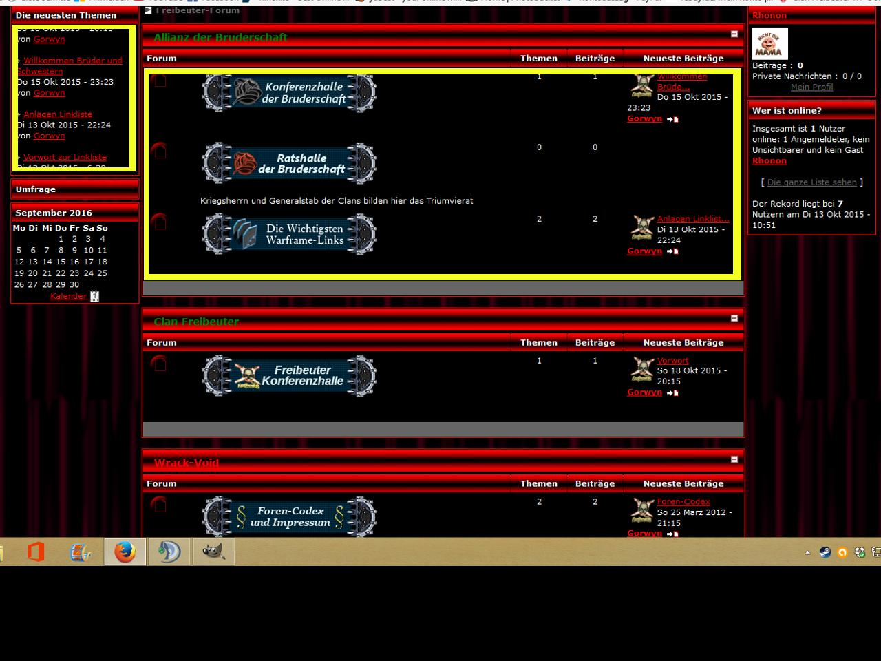 [Invision] Kompletter Css-Codebaum gesucht ! Loe3gglo