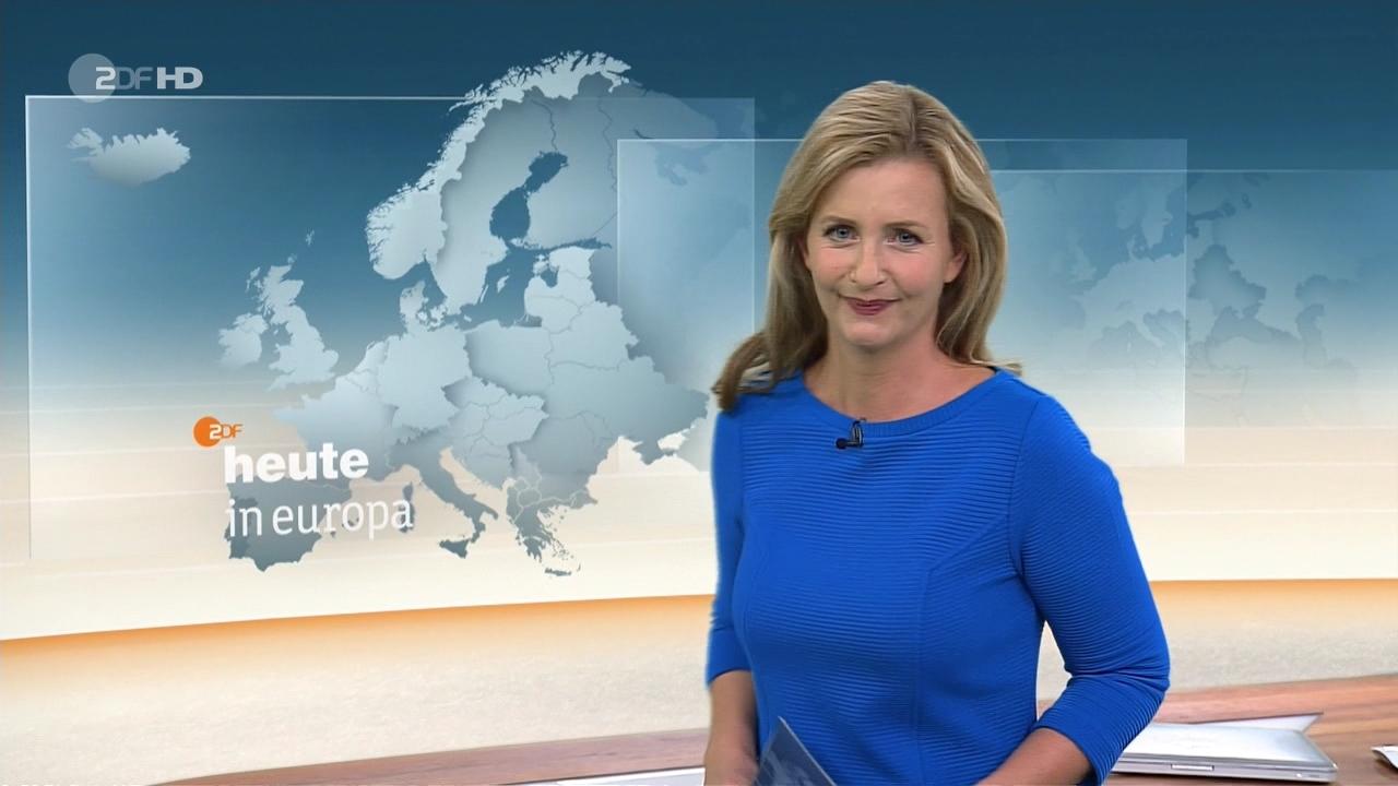 Jasmin Hekmati in heute in europa am 15.09.2016 - Bilder