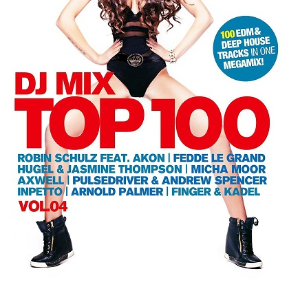 DJ Mix Top 100 Vol.4 (2016)