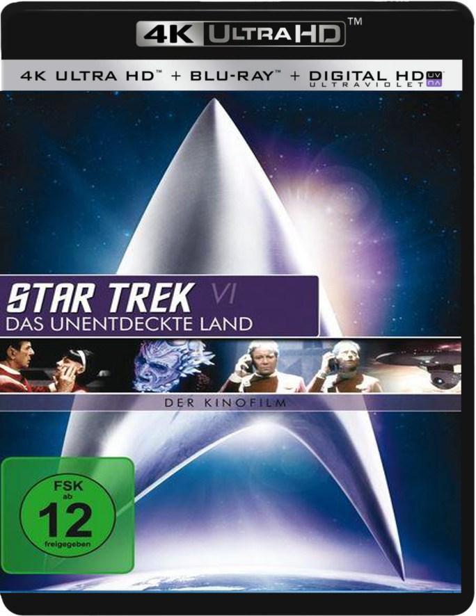 : Star Trek 6 Das unentdeckte Land 1991 German dtsd 7 1 ml 2160p UpsUHD LameMIX