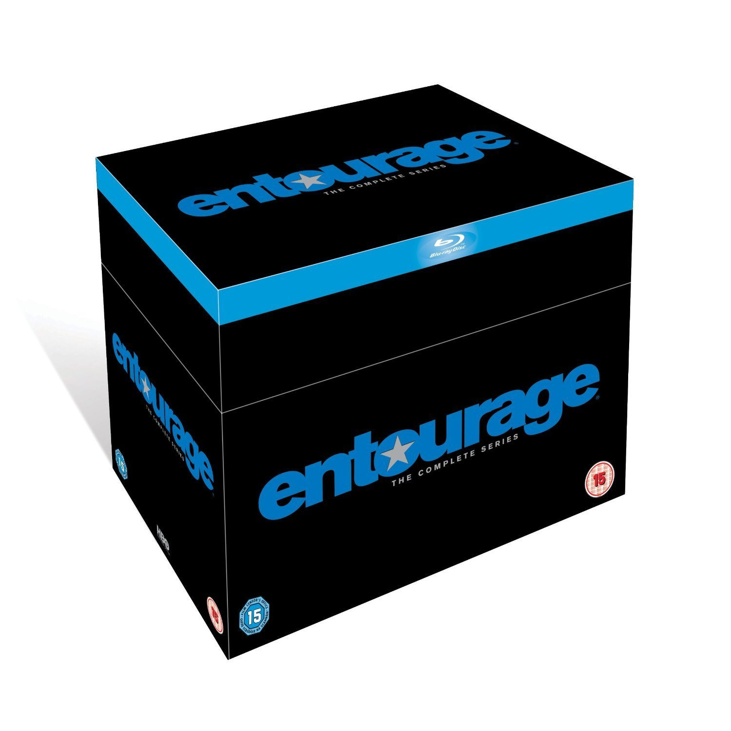 : Entourage s01 s08 complete german dubbed ac3 720p BDRiP x264 scene