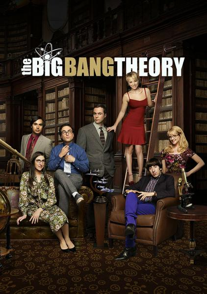 : The Big Bang Theory s09e16 Die positive Negativreaktion german dubbed dl 720p BluRay x264 tvp