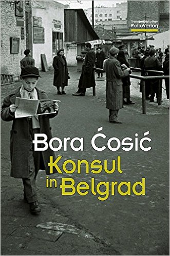 : Cosic, Bora - Konsul in Belgrad
