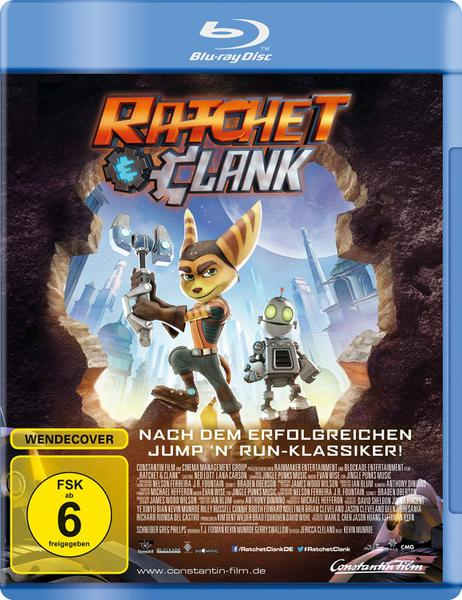 : Ratchet und Clank 2016 German Dts Dl 1080p BluRay x264-CoiNciDence