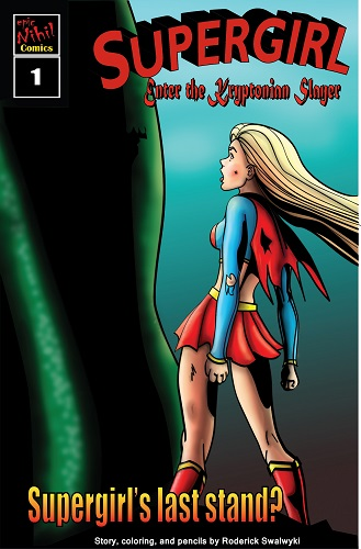 Supergirl - Demonic Bloodsport 1-2
