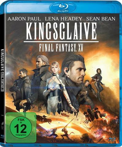 : Kingsglaive Final Fantasy xv 2016 German BDRiP ac3 XViD crg