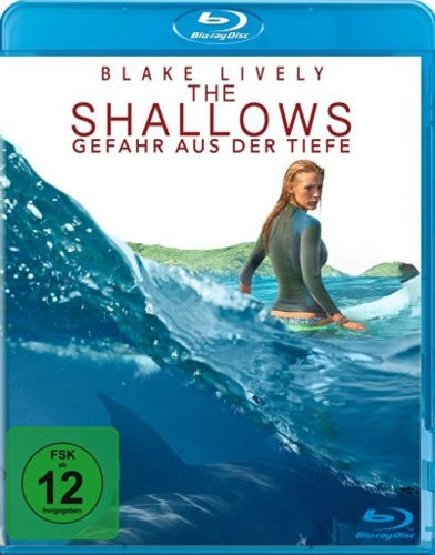 : The Shallows Gefahr aus der Tiefe 2016 German dtsd 5 1 dl 1080p BluRay x264 ps