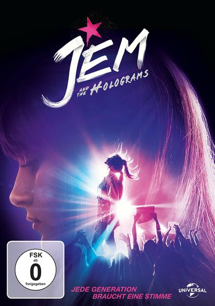 : Jem and the Holograms German 2015 Ac3 Dvdrip x264-iMperiUm