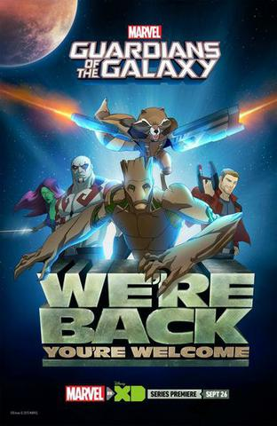 : Guardians of the Galaxy s01 Complete German Dubbed ws WEBRip x264 tvp