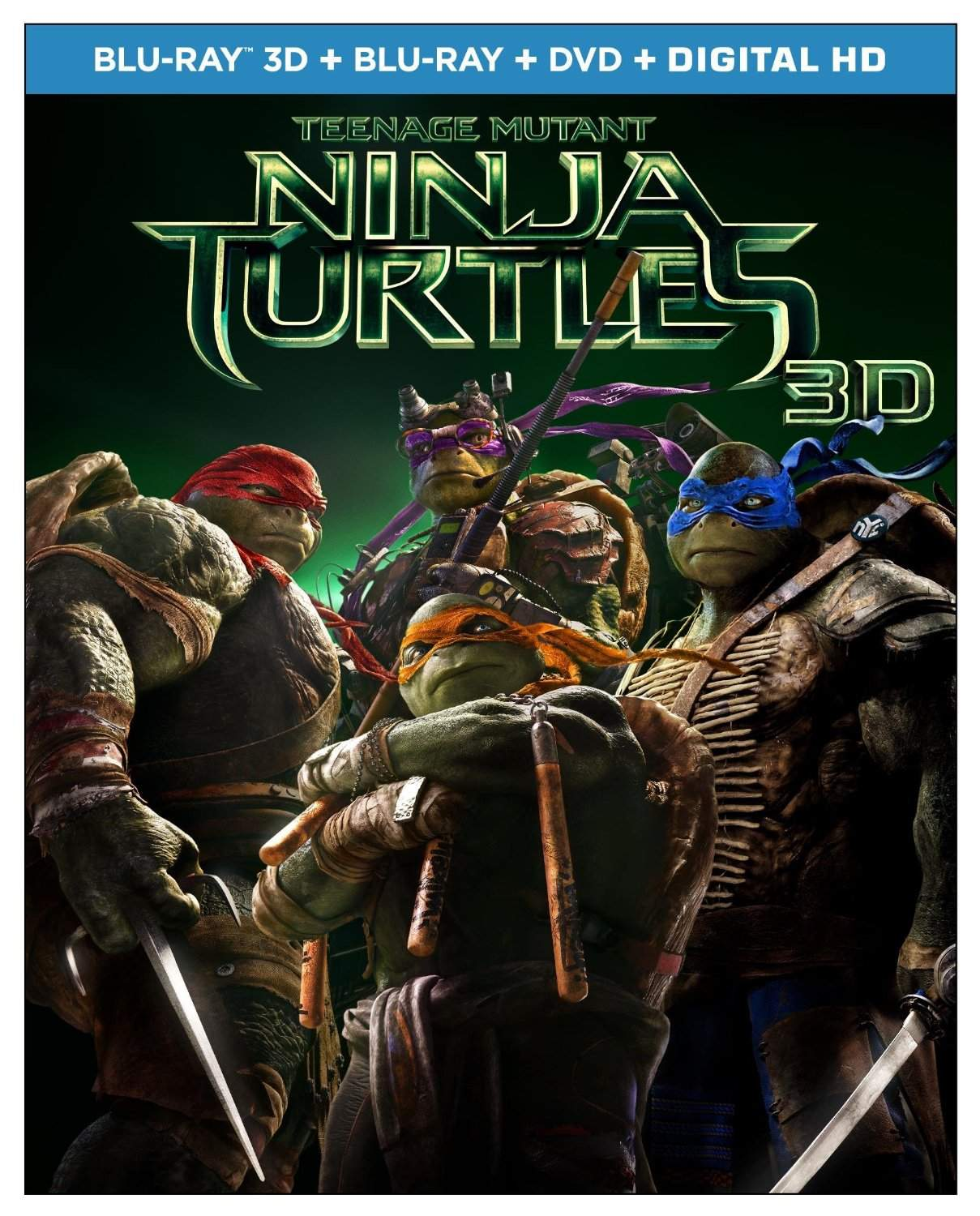 : Teenage Mutant Ninja Turtles 3d hou 2014 German dl 1080p BluRay x264 EXQUiSiTE