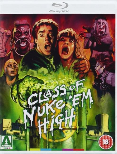 : Class Of Nuke Em High unrated dc german 1986 dl 1080p BluRay x264 gorehounds