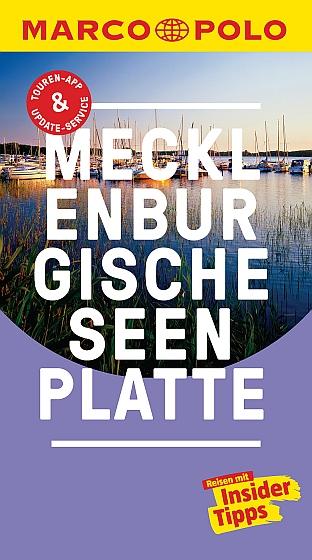 : Marco Polo - Reiseführer - Mecklenburgische Seenplatte