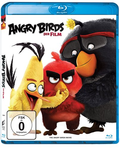 : Angry Birds Der Film 2016 German Dl Dts 720p BluRay x264 - CiNeviSiOn