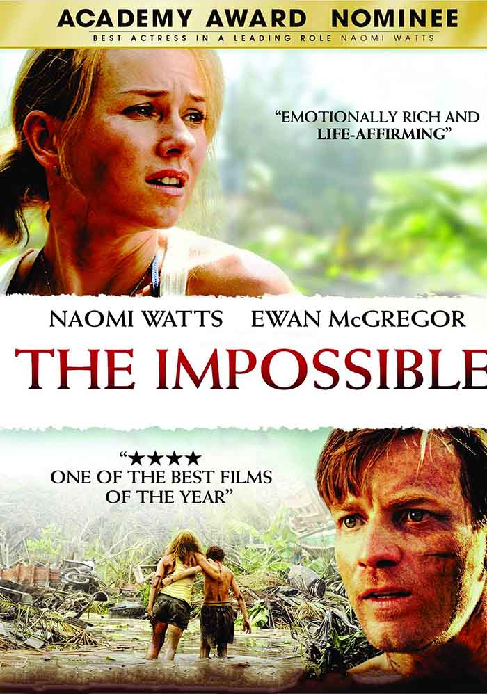 : The Impossible 2012 German dtshd dl 1080p BluRay avc Remux hds