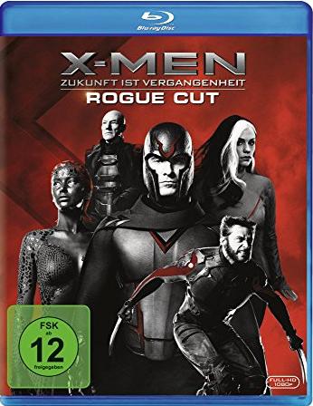 : x Men Zukunft ist Vergangenheit rogue cut 2014 German dl 1080p BluRay avc ONFiRE