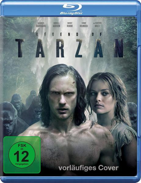 : Legend of Tarzan 2016 German BDRip ld XViD MULTiPLEX