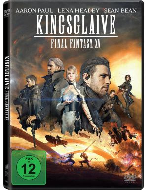: Kingsglaive Final Fantasy Xv German 2016 Ac3 BdriP x264-Xf