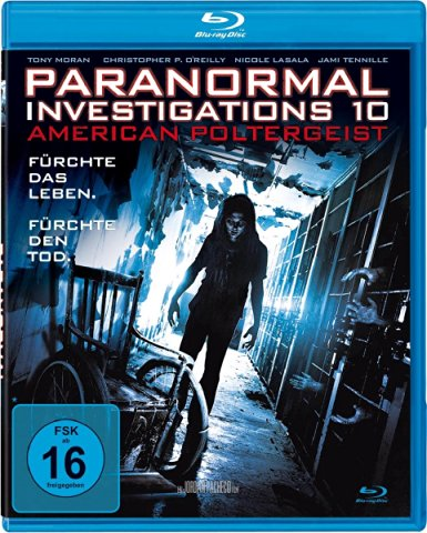 : Paranormal Investigations 10 American Poltergeist 2016 German dl 720p BluRay x264 LizardSquad