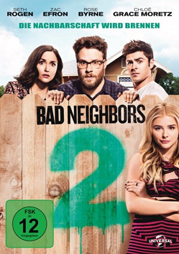 : Bad Neighbors 2 German 2016 Bdrip x264 - Roor