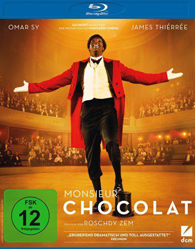 : Monsieur Chocolat 2015 German dtshd dl 1080p BluRay avc Remux Black