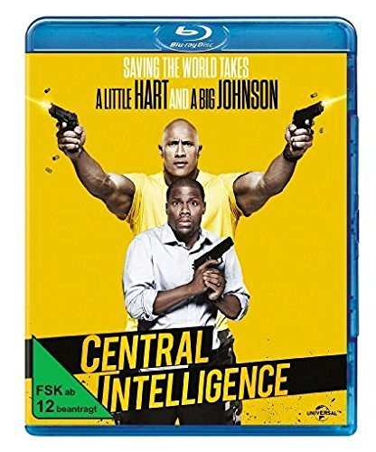 : Central Intelligence Theatrical German Dl Ac3 Dubbed 1080p BluRay x264 - PsO