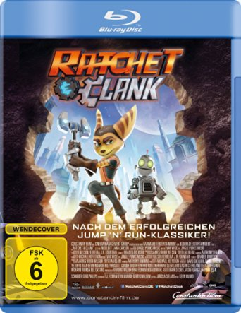 : Ratchet and Clank 2016 dual complete bluray coup