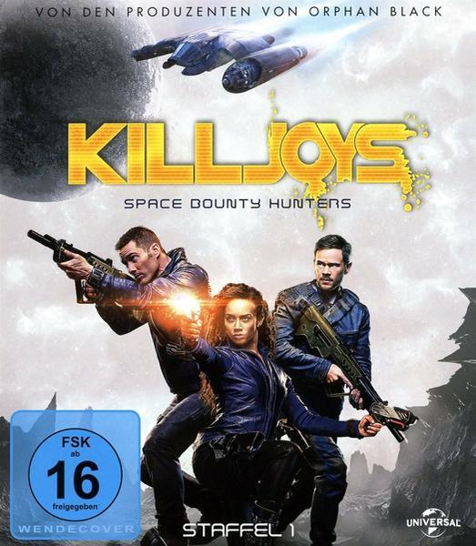 : Killjoys s01 complete German dl 720p BluRay x264 rsg