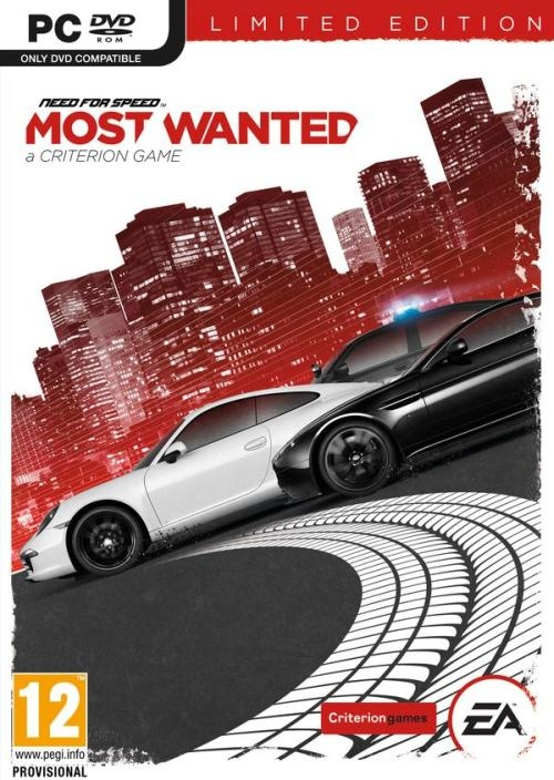 NEED FOR SPEED MOST WANTED MULTI7 – POSTMORTEM