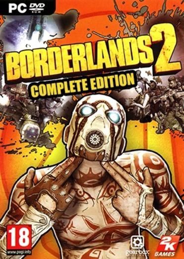 Borderlands 2 Complete Edition MULTi2 ReRelease – RAF