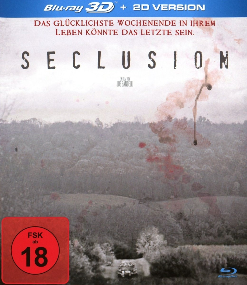 : Seclusion 3D 2015 German Dl 720p BluRay x264-LizardSquad
