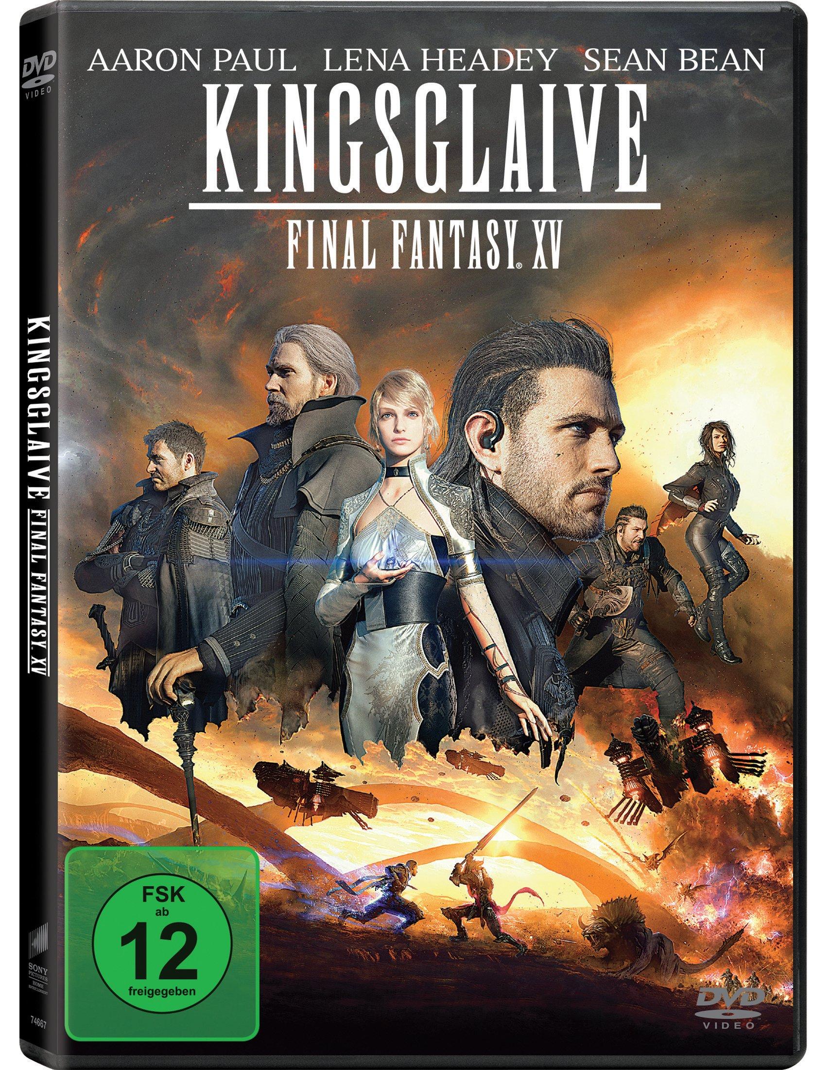 : Kingsglaive Final Fantasy Xv 2016 German 720p BluRay x264-Encounters