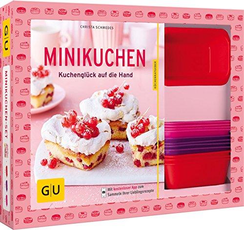 : Gu Minikuchen - Kuchenglueck auf die Hand - Schmedes, Christa