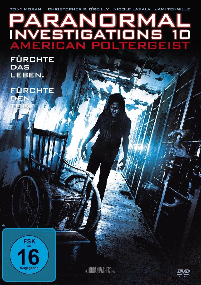 : Paranormal Investigations 10 American Poltergeist 2016 German Bdrip x264-LizardSquad