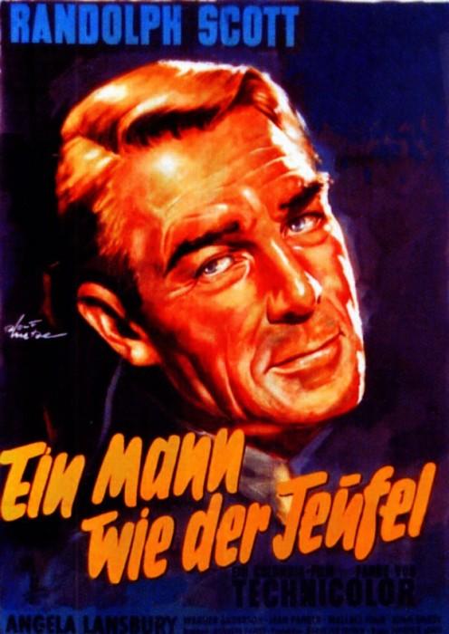 : Ein Mann wie der Teufel 1955 German 720p hdtv x264 NORETAiL