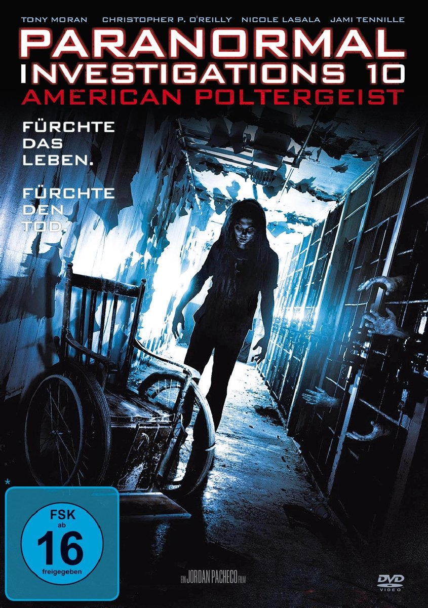 : Paranormal Investigations 10 American Poltergeist 2016 German Dl 1080p BluRay x264-LizardSquad