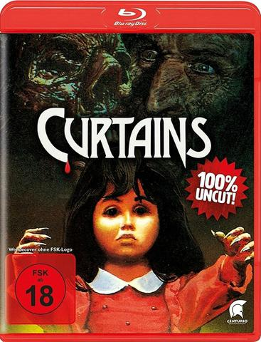 : Curtains Wahn ohne Ende 1983 German dl 1080p BluRay x264 SPiCY