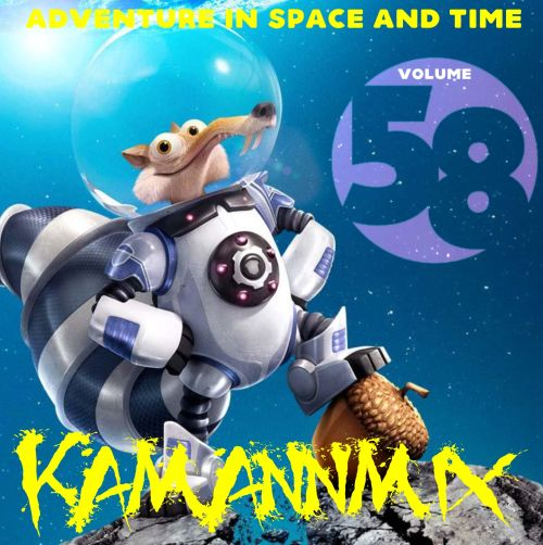 : Theo Kamann - Kamannmix Volume 58