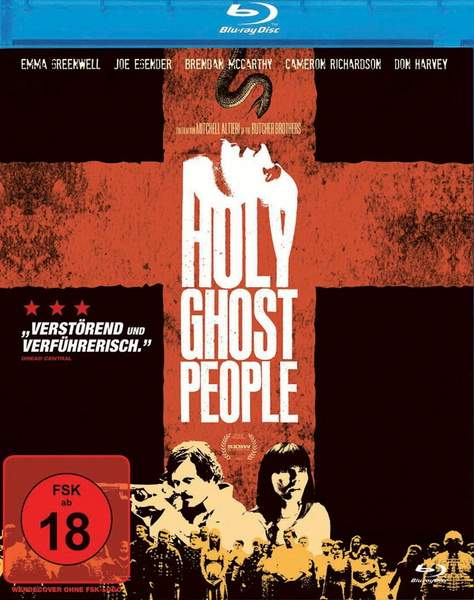 : Holy Ghost People 2013 German 720p BluRay x264 encounters