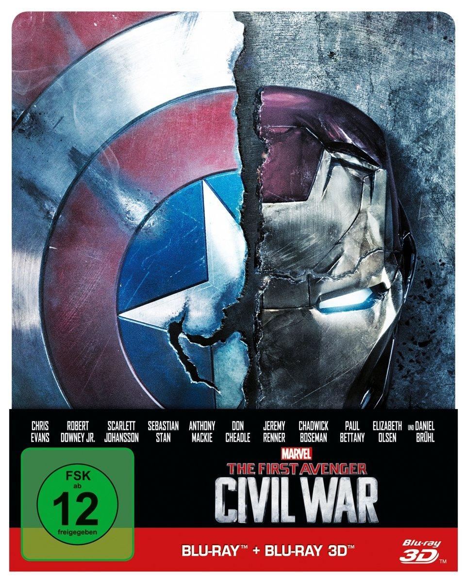 : The First Avenger Civil War 3D German Dl 1080p BluRay x264-BluRay3D