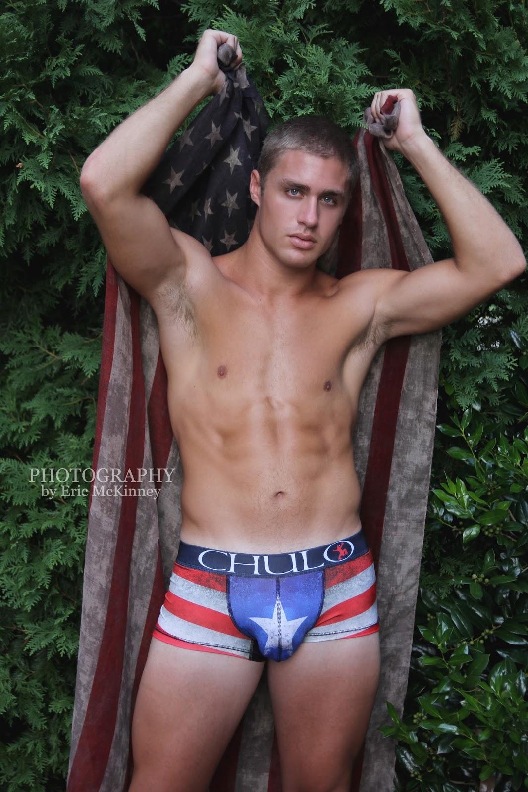 Chulo Underwear by Eric McKinney