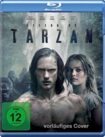 : Legend of Tarzan 2016 German ac3d dl 1080p BluRay avc remux LameHD