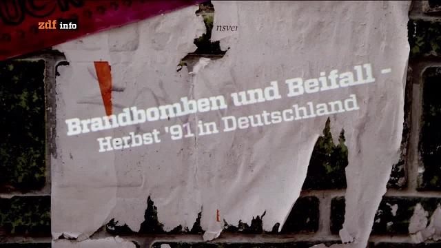 : Brandbomben und Beifall Herbst 91 german doku 720p WebHD x264 iQ