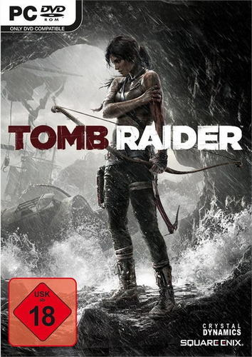 Tomb Raider GERMAN – GENESIS