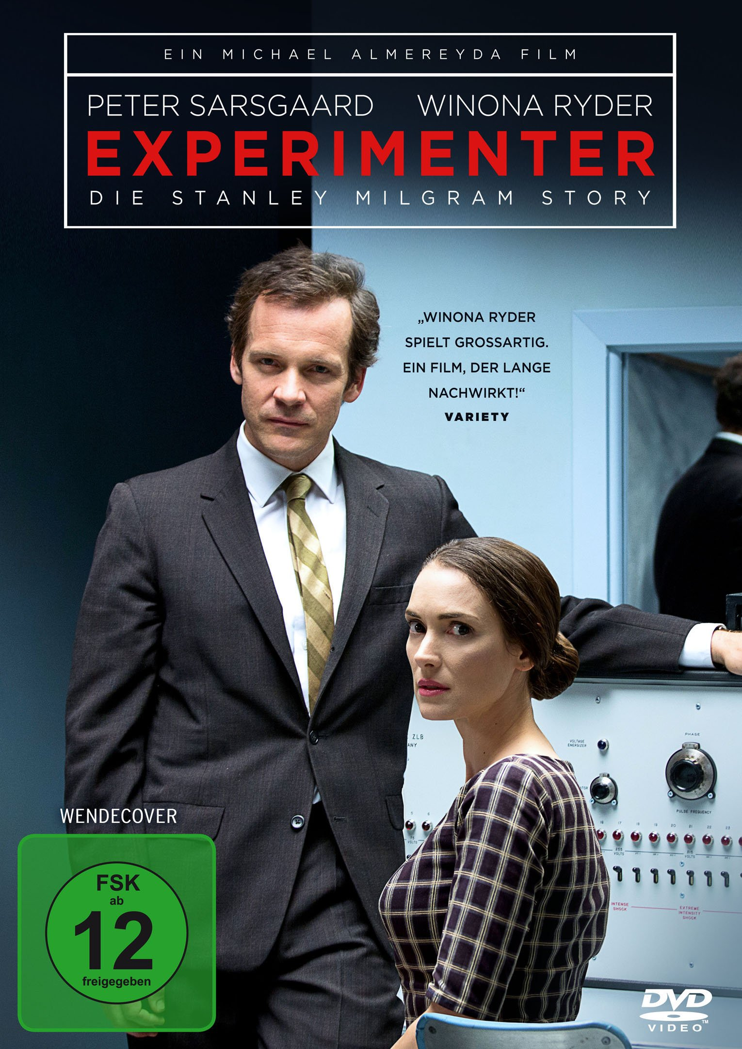 : Experimenter Die Stanley Milgram Story 2015 German 720p BluRay x264-SpiCy
